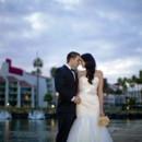 130x130 sq 1365891363197 bride and groom on bridge 2