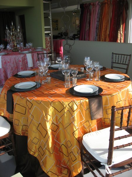 photo 79 of T E Couture Linens & Tabletop
