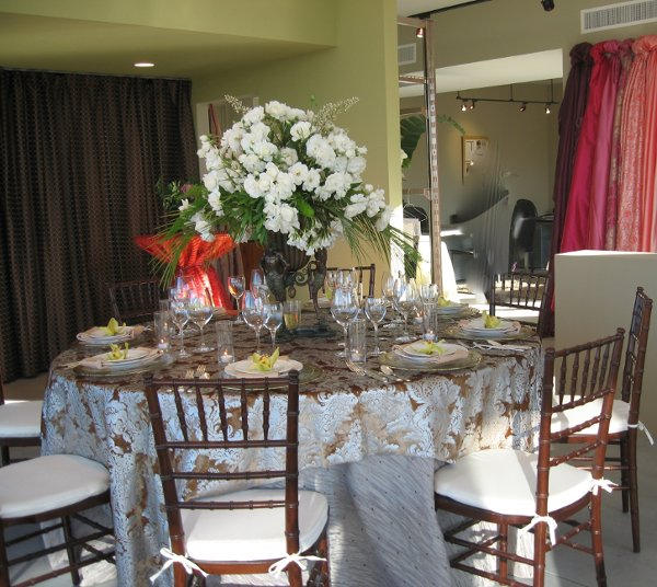 photo 81 of T E Couture Linens & Tabletop