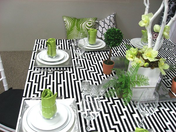photo 19 of T E Couture Linens & Tabletop