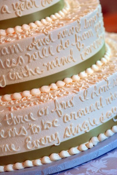 1358807532829 Customvows Danvers wedding cake