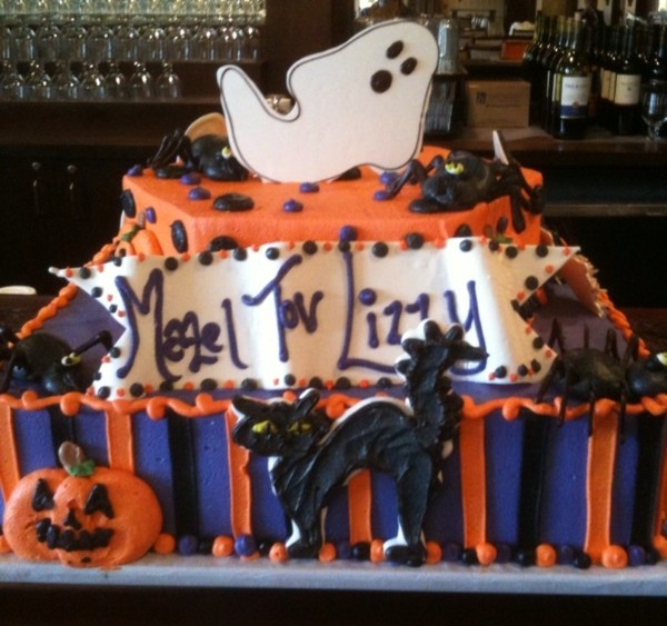 1372077817976 Halloween Batmitzvah Danvers wedding cake