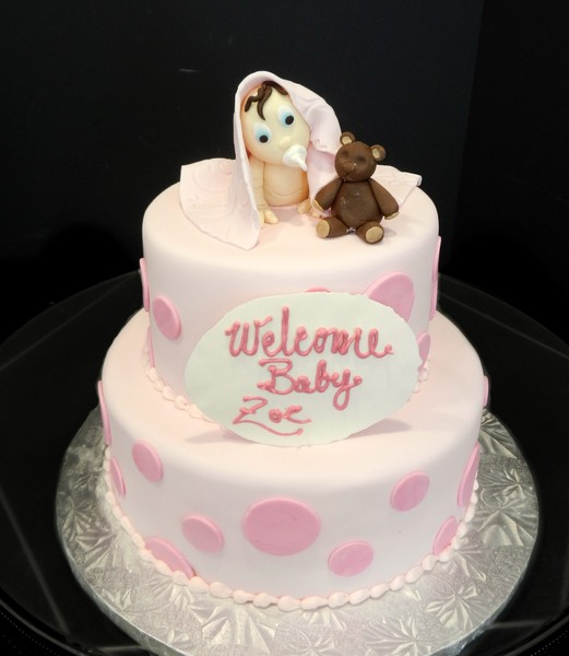 1372078218564 Baby Shower Dots And Baby H Danvers wedding cake
