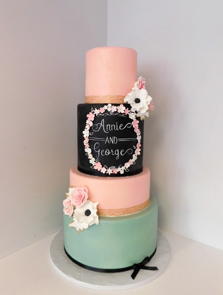 1478710960798 Chalkboard Wedding Danvers wedding cake