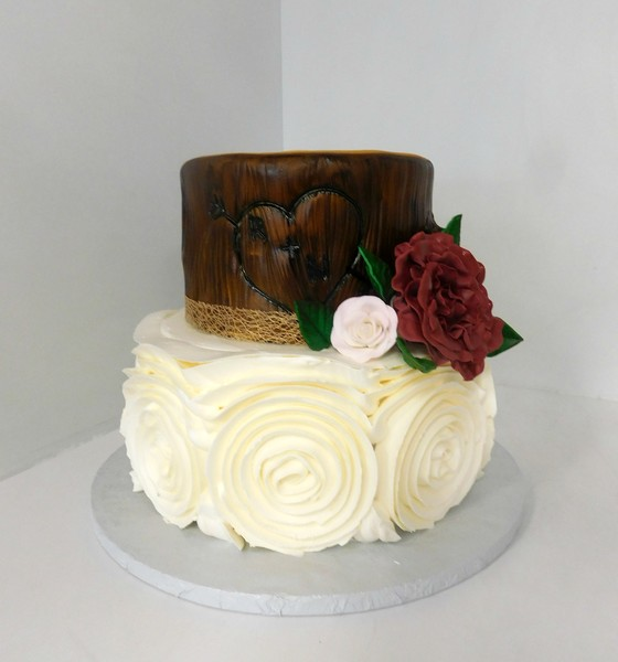 1478711444028 Bark And Rosette Danvers wedding cake