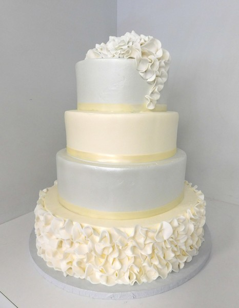 1478711505301 Fondant Petals Danvers wedding cake