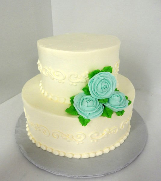1478715798506 Two Tier Scroll Danvers wedding cake