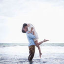 130x130 sq 1467941745 e0d5e92fa2c4963e johnandcolette photo beach engagement 3