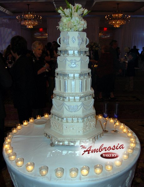 wedding cakes in baton rouge the ambrosia bakery wedding cake louisiana new orleans 24575