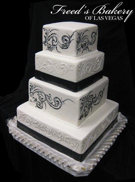 Freed S Bakery Of Las Vegas Las Vegas Nv Wedding Cake
