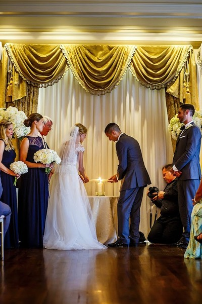 1443019013808 Main Ceremony   Unity Candle By Wirken Photography Kansas City wedding venue