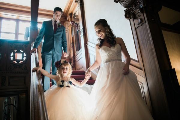 1485291617694 Grand Entrance   Smaller Kansas City wedding venue