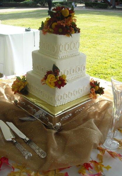 Tallahassee, FL Wedding Cake