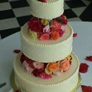 130x130 sq 1265134712747 cakewithroses1
