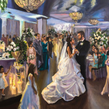 220x220 sq 1485579539518 laurajaneswytak liveeventpainting weddingreception