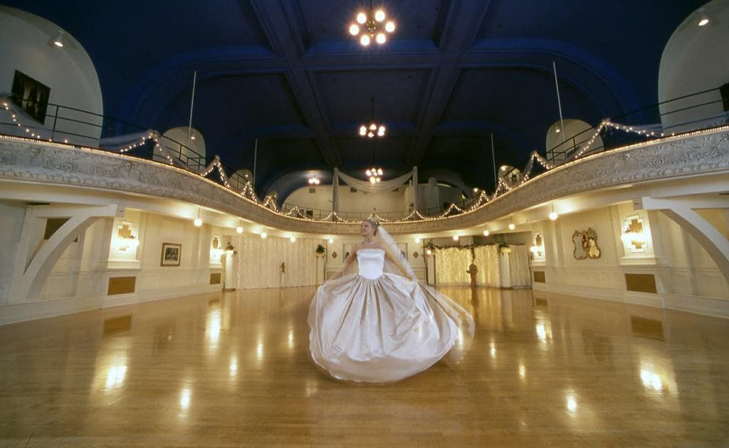 Adrianna Hill Grand Ballroom - Venue - Portland OR - WeddingWire
