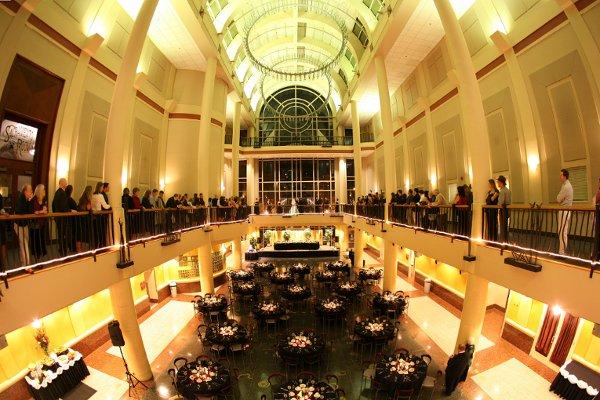 Tsakopoulos Library Galleria - Sacramento, CA Wedding Venue
