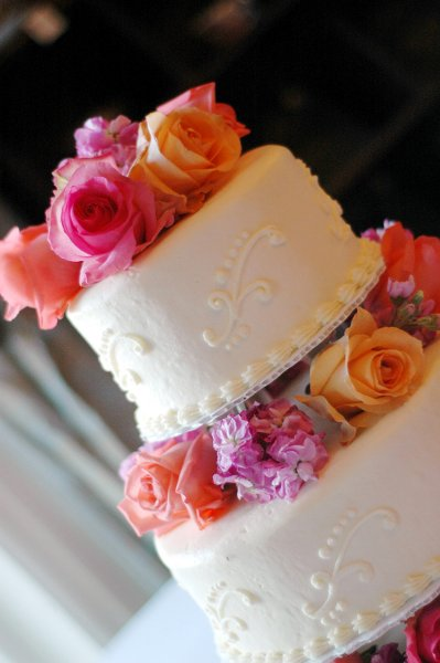 photo 4 of Buttercream Wedding Cakes