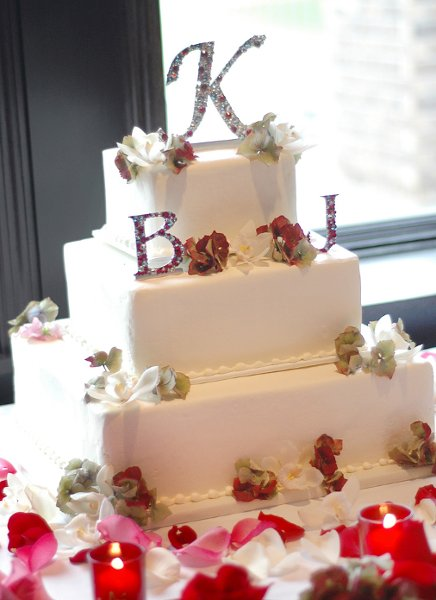 photo 5 of Buttercream Wedding Cakes