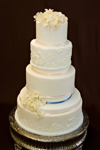 photo 8 of Buttercream Wedding Cakes
