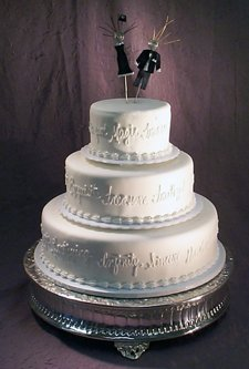 photo 11 of Buttercream Wedding Cakes