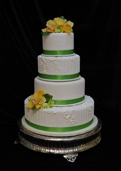 photo 12 of Buttercream Wedding Cakes