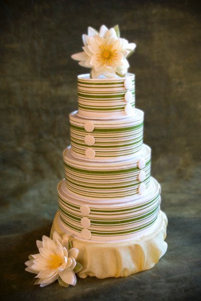 photo 15 of Buttercream Wedding Cakes