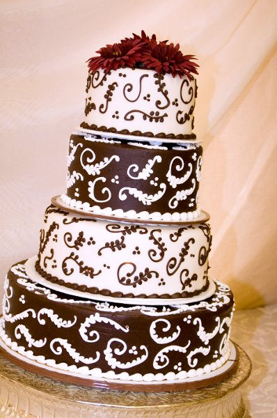photo 17 of Buttercream Wedding Cakes