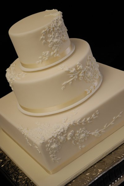 photo 22 of Buttercream Wedding Cakes