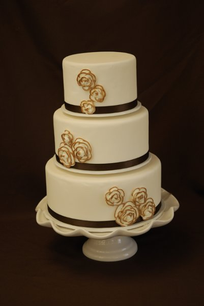 photo 21 of Buttercream Wedding Cakes