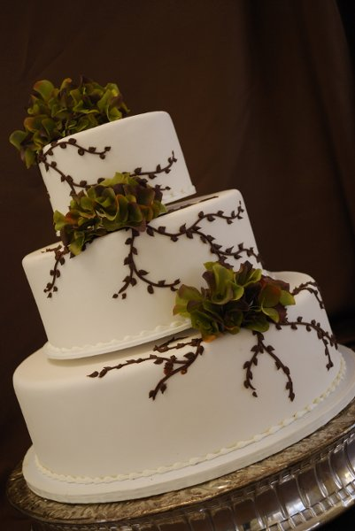photo 24 of Buttercream Wedding Cakes