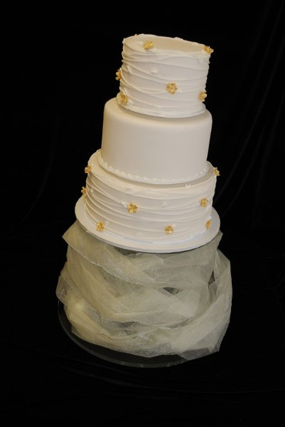 photo 23 of Buttercream Wedding Cakes