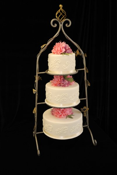 photo 25 of Buttercream Wedding Cakes