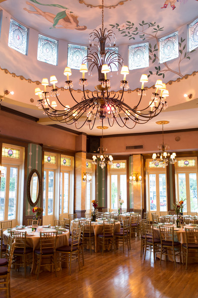 the historic magnolia ballroom houston tx wedding venue