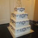 130x130 sq 1395098225701 elegant wedding cak