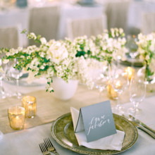 220x220 sq 1447704619317 elegant white wedding reception ideas