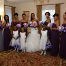 130x130 sq 1415841943616 bridesmaids before ceremony