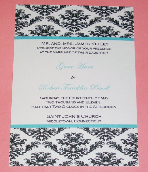 photo 7 of The Classic Invitation