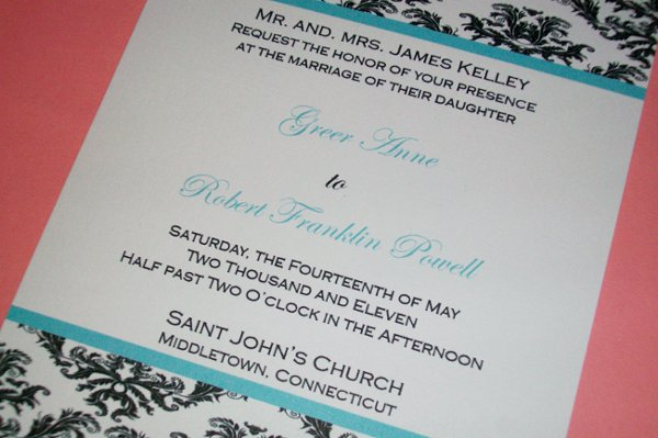 photo 8 of The Classic Invitation