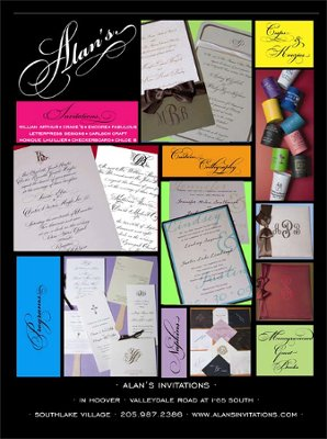Alan's Invitations