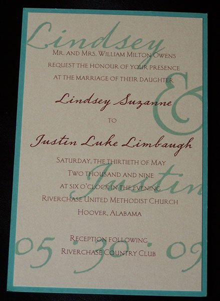 photo 5 of Alan's Invitations