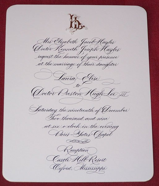 photo 6 of Alan's Invitations