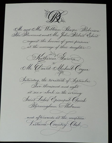 photo 8 of Alan's Invitations