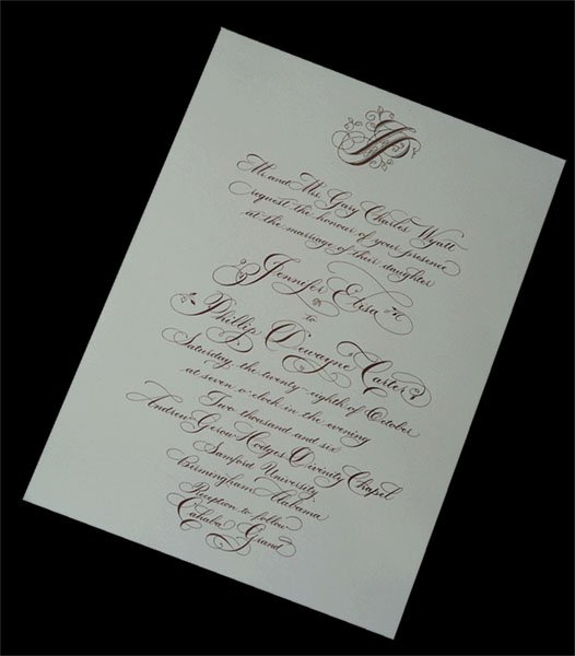 photo 9 of Alan's Invitations