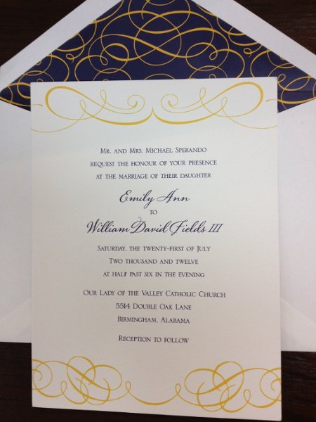 photo 13 of Alan's Invitations