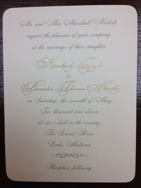 photo 19 of Alan's Invitations