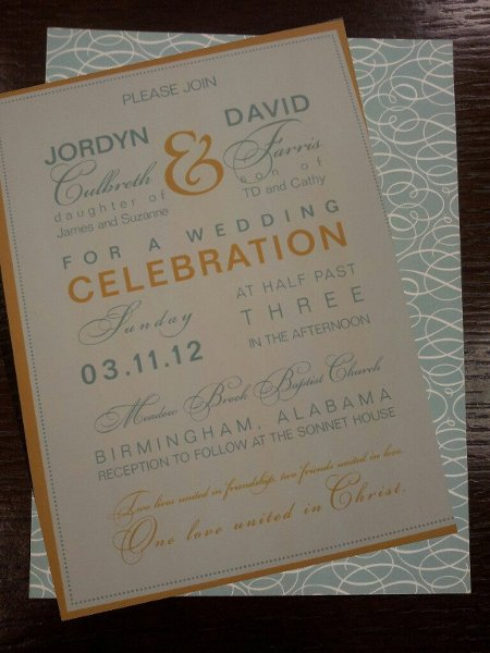 photo 33 of Alan's Invitations