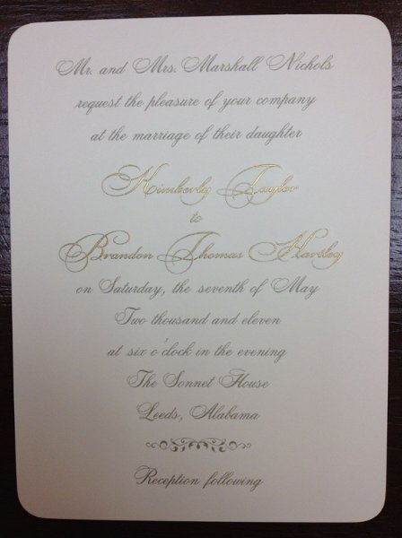 photo 32 of Alan's Invitations