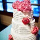 130x130 sq 1351635392495 320weddingcakepinkcarnati