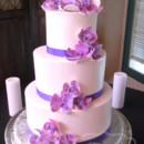 130x130 sq 1383194754487 2012.0915.pretty jane with purple orchids.3gs